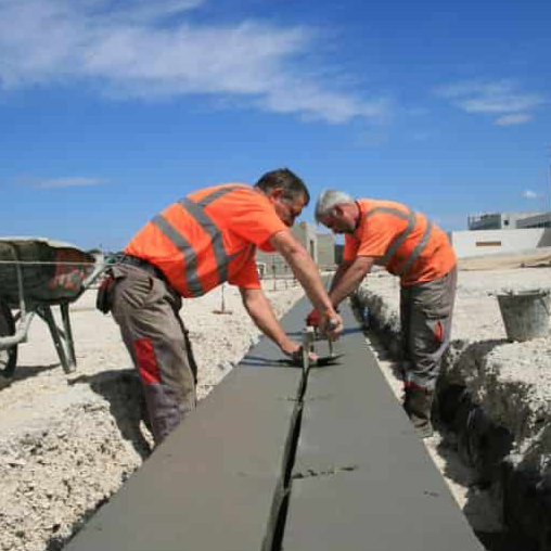 Photographie aérienne reportage suivi de chantier