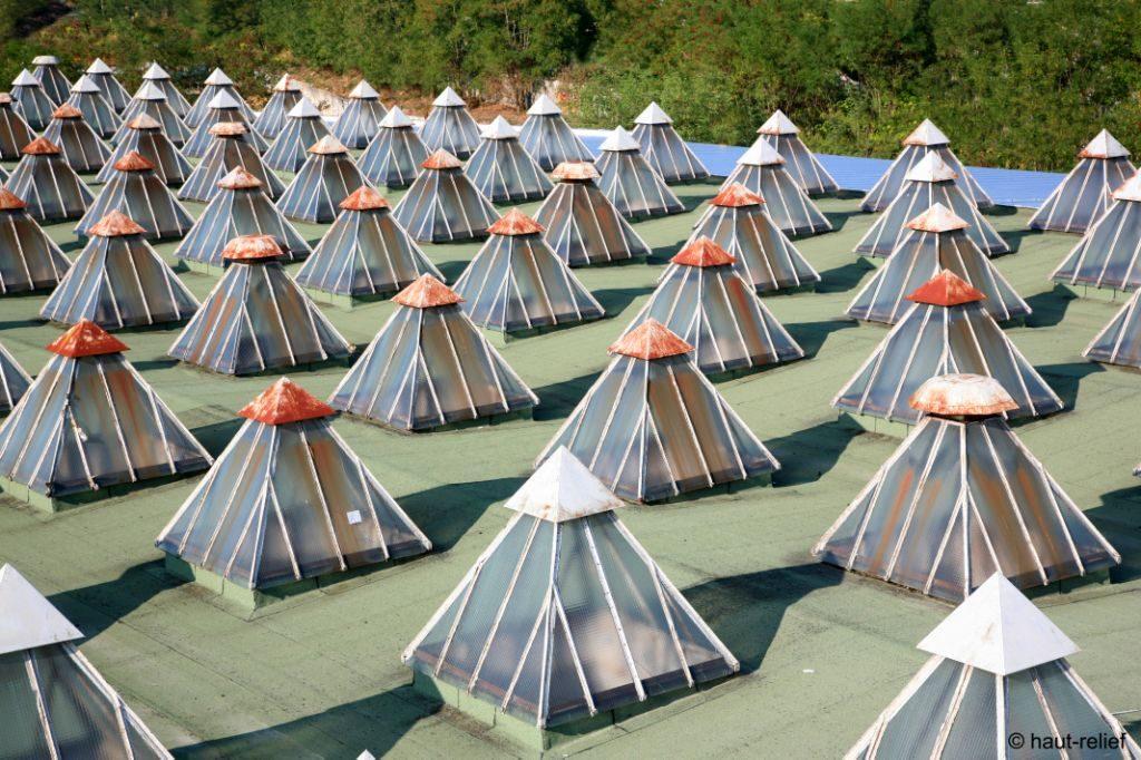photographie aérienne études techniques toitures