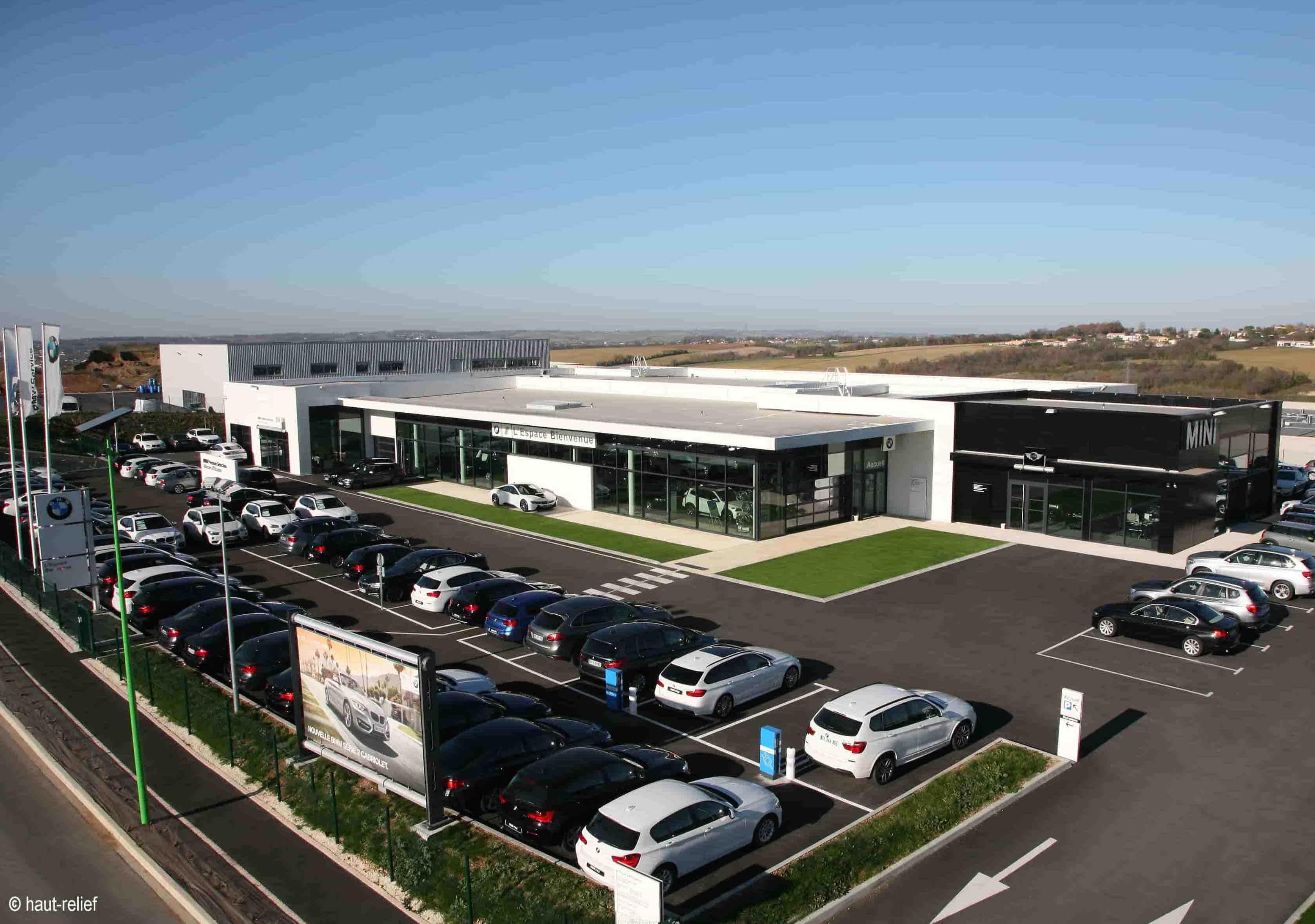 Photographies pour les Marques BMW et MINI