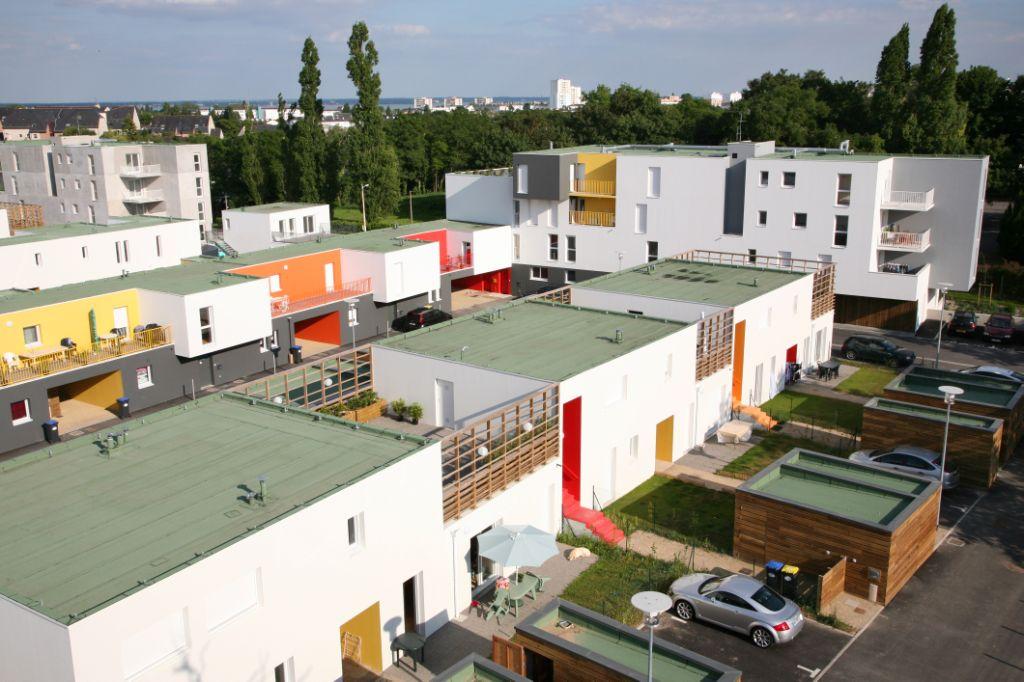 photographie aérienne programme immobilier Bouygues