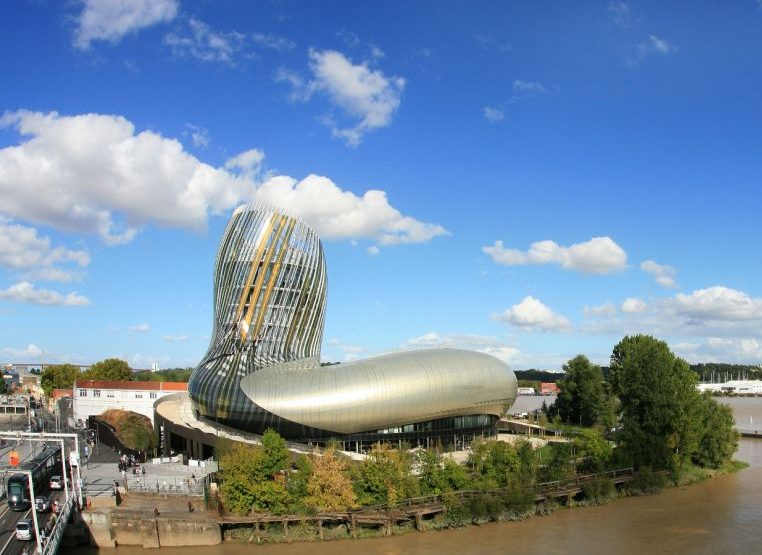 Photographies Cité du Vin de Bordeaux