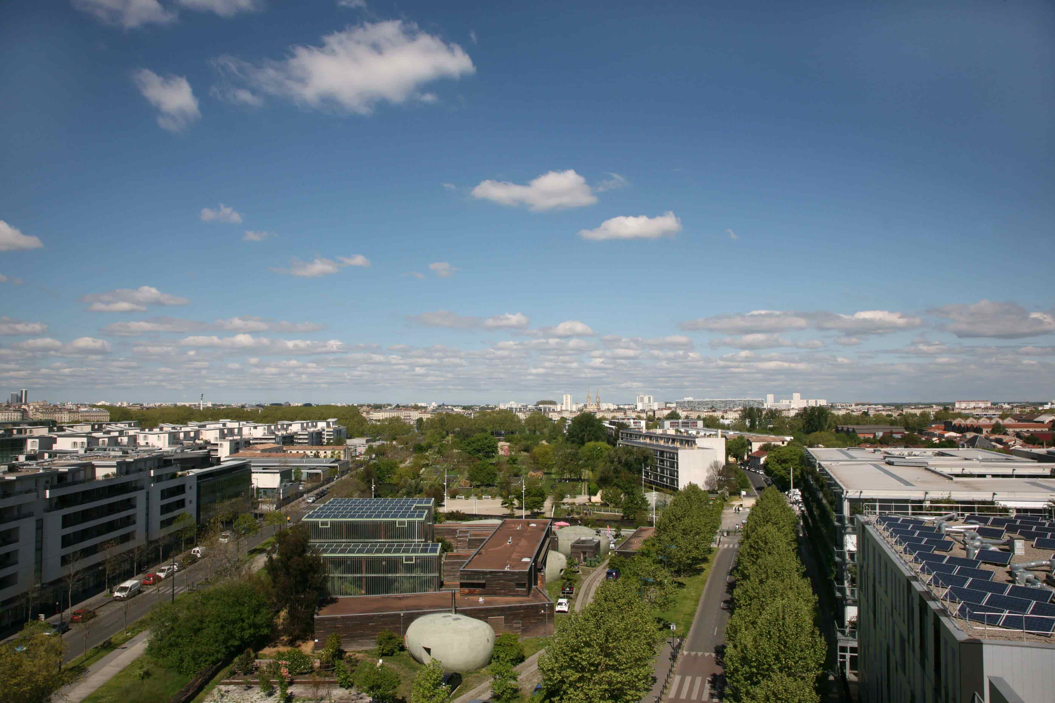 Ouvrage photo pour Bordeaux Métropole Aménagement