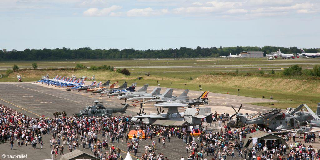 80 ans base aérienne 106 à Mérignac