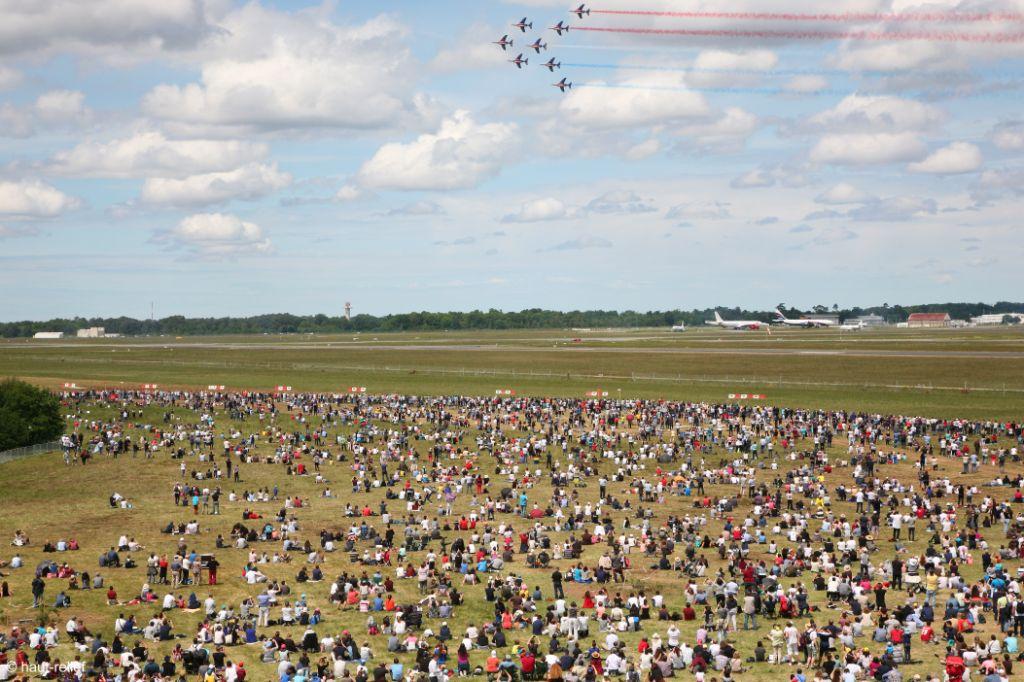 Base aérienne 106 Mérignac Patrouille de france